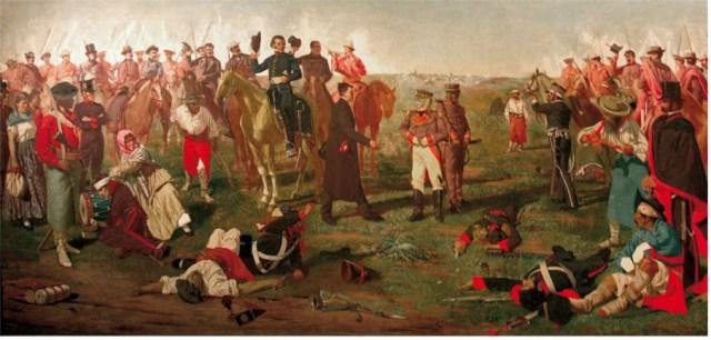 Batalla de Las Piedras