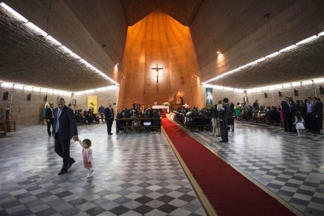 Altar de la Iglesia San Pedro