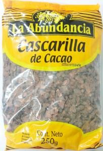 Cascarilla de cacao La Abundancia