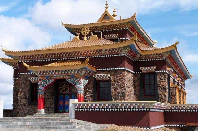 Templo Budista en Lavalleja