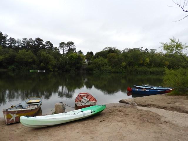 Alquiler de botes y canoas en Playa El Sauzal