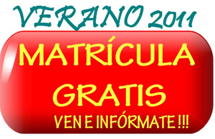 Oferta_matricula_gratis_verano_2011