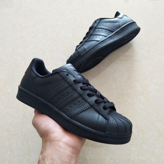 Adidas Superstar Negras 1 scaled