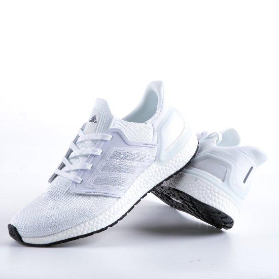 Adidas UltraBoost Blancas 1