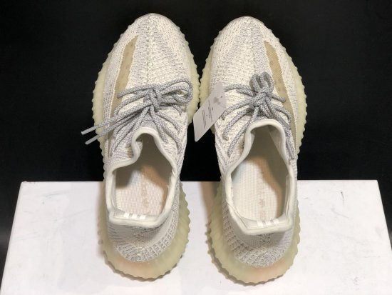 Adidas Yeezy Boost 350 V2 static reflective beige 3 scaled