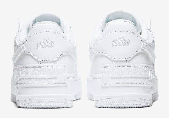 NIKE Air Force 1 Low Macarons All White 3