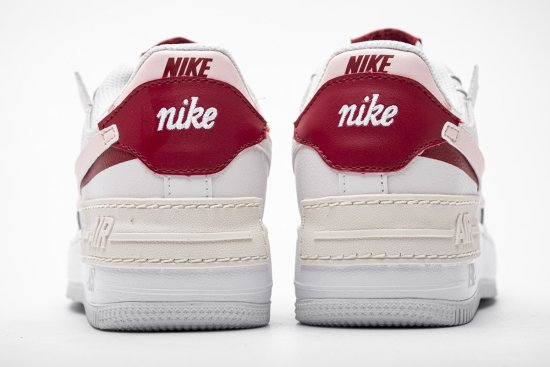 NIKE Air Force 1 Low Shadow Rosas 3