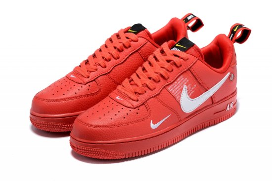 NIKE Air Force 1 Rojas 4 scaled