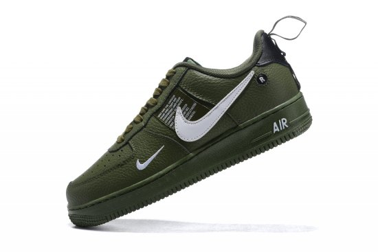 NIKE Air Force 1 Verde Militar