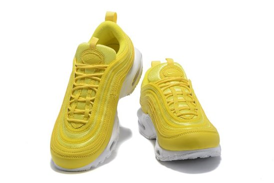 NIKE Air Max 97 Plus TN Amarillas 3
