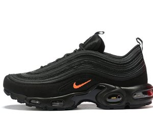 NIKE Air Max 97 Plus TN Negras
