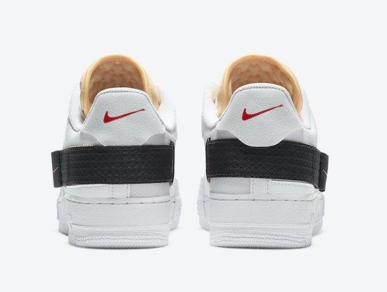 Nike Air Force 1 Type White Melon Tint 3