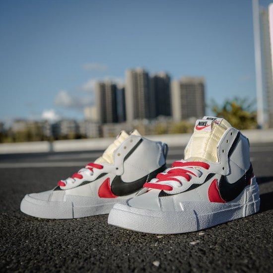 Nike Blazer Mid x Sacai 1 3