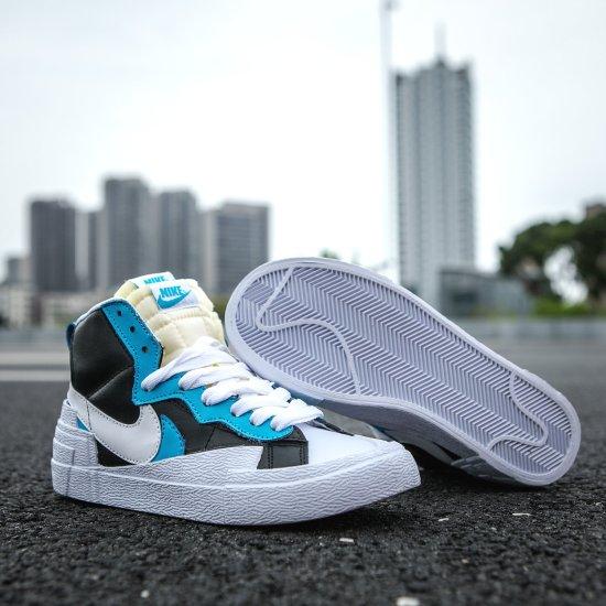 Nike Blazer Mid x Sacai 2 2