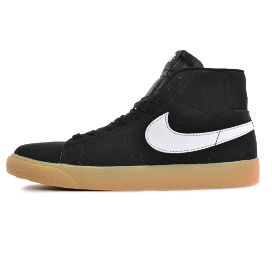Nike SB Blazer Mid Orange Label Black