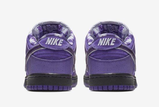 Nike SB Dunk Low Concepts Purple Lobster 4
