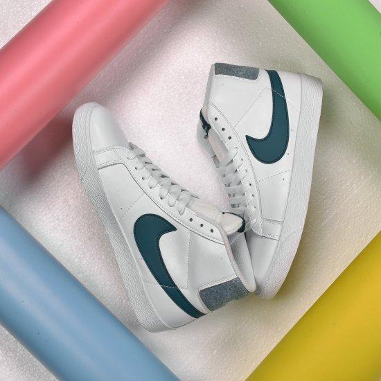 Nike SB Zoom Blazer Mid White Bicoastal 2
