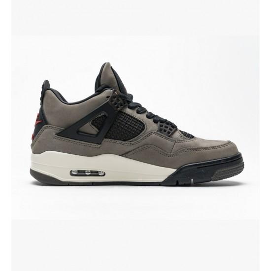 Travis Scott Air Jordan 4 Retro Brown Nike AJ4 882335 2