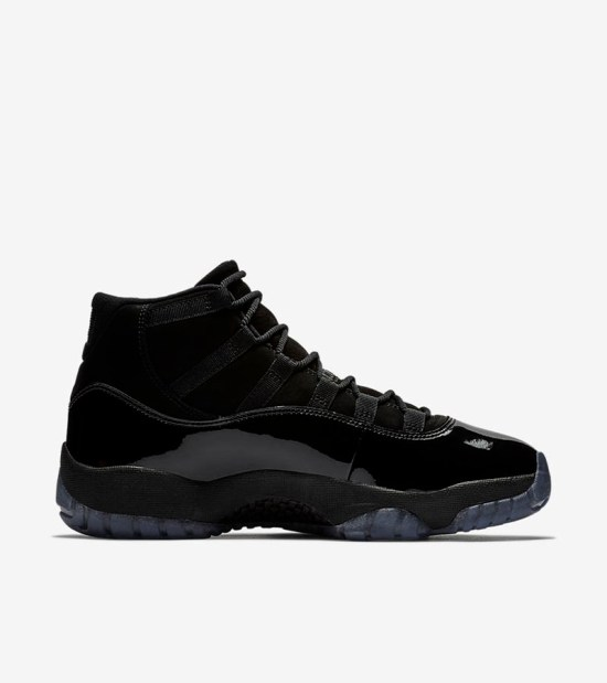 jordan 11 cap and gown 3