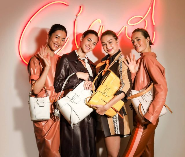 Ciaobytods From The Backstage Of Milan Fashion Week