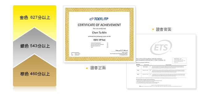 ETS TOEFL ITP / 托福紙筆測驗