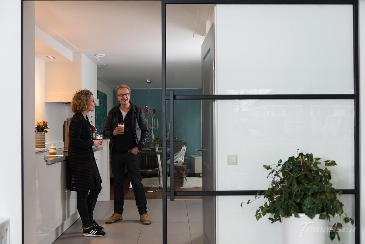 De Goedkoopste Deuren : Goedkope stalen deur awesome ijzeren deuren met glas stalendeur