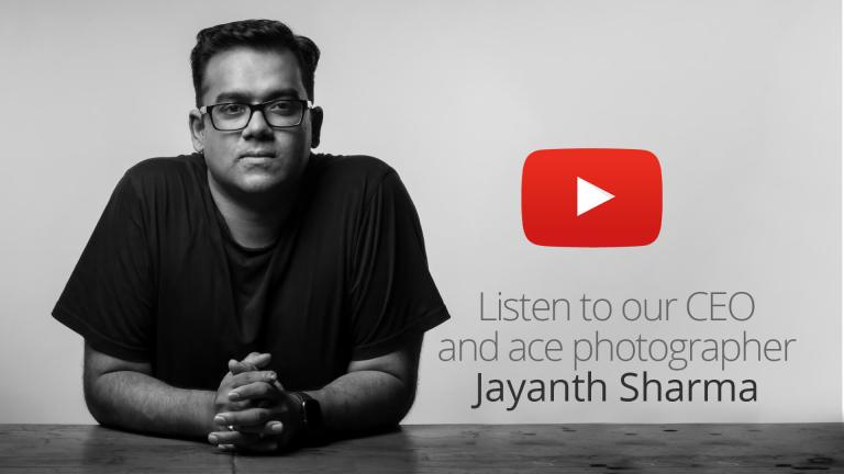 Jayanth Sharma Speaks