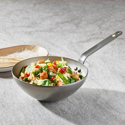de buyer mineral b wok wokpfanne stahl induktion geeignet