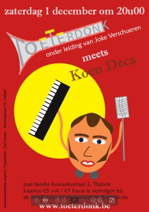 Concert KoenDeca