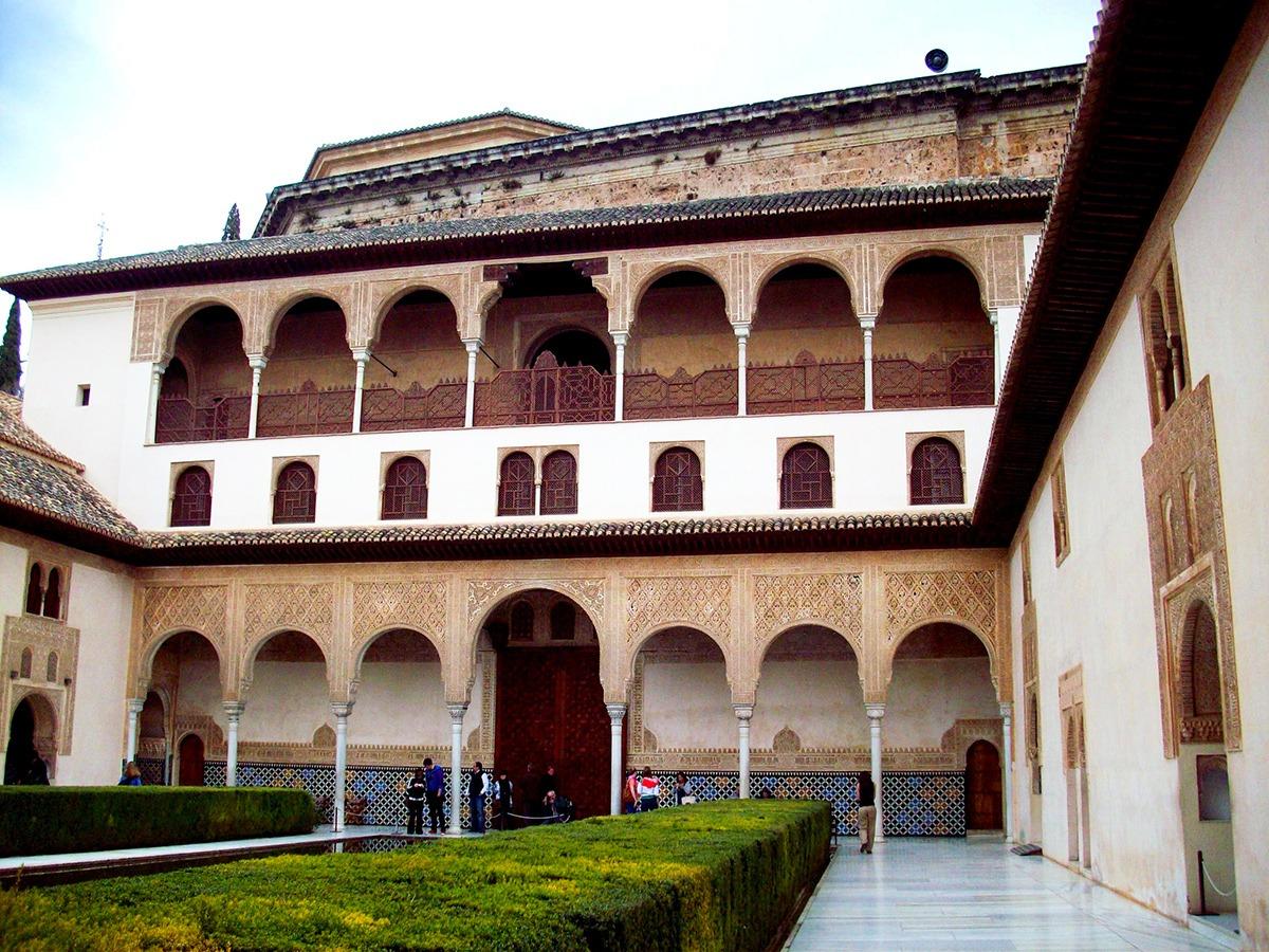 Moorish Architecture in Spain: The Alhambra in Granada