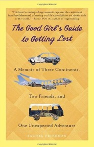 travel books the good girl's guide to getting lost