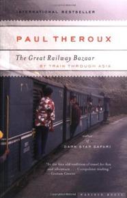 travel books the great railway bazaar