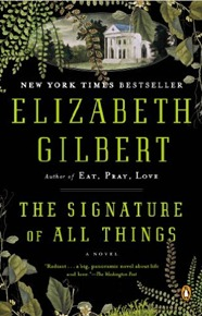 travel books the signature of all things