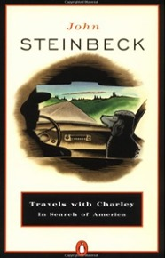 travel books travels with charley
