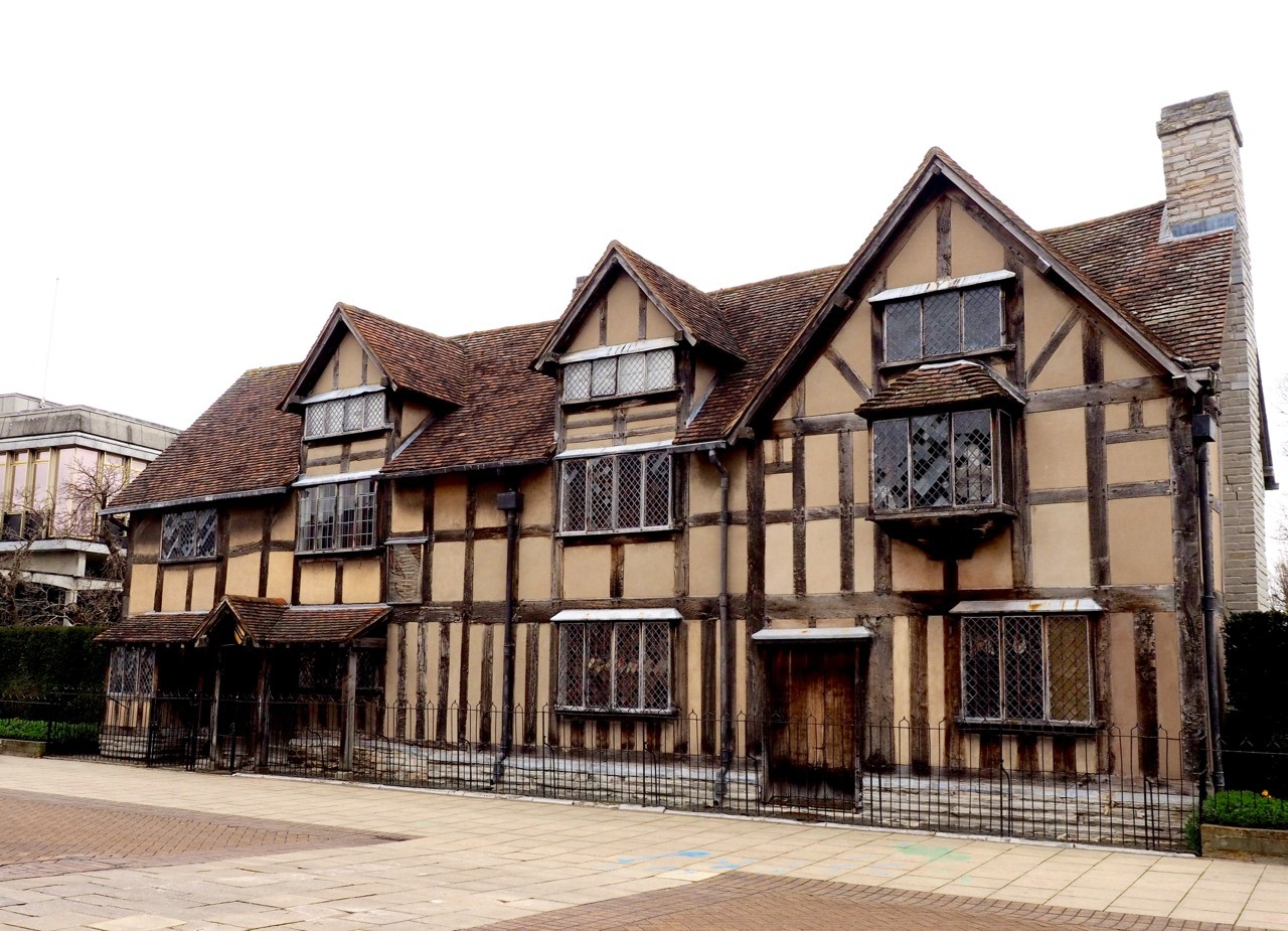 Shakespeare England