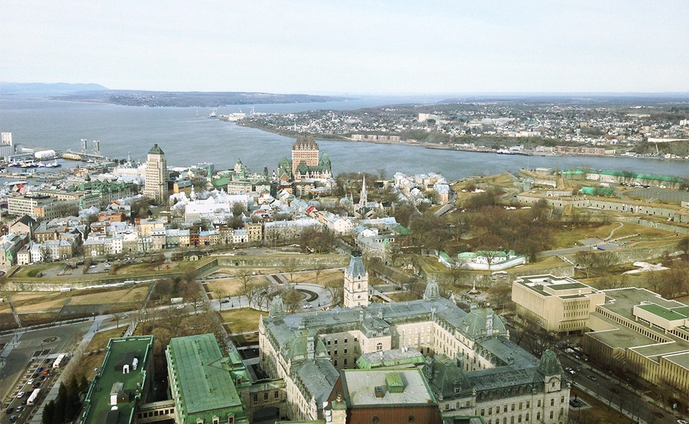 things to do in quebec city Observatoire de la Capitale