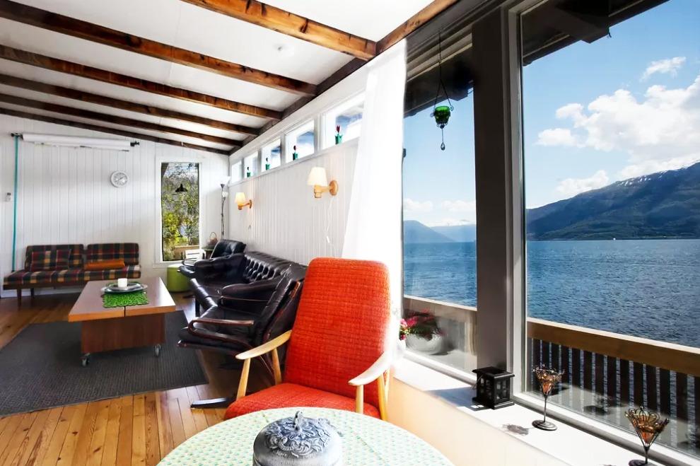 airbnbs in europe norway fjord