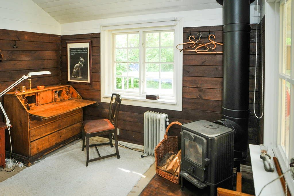 Stockholm Writers Cabin