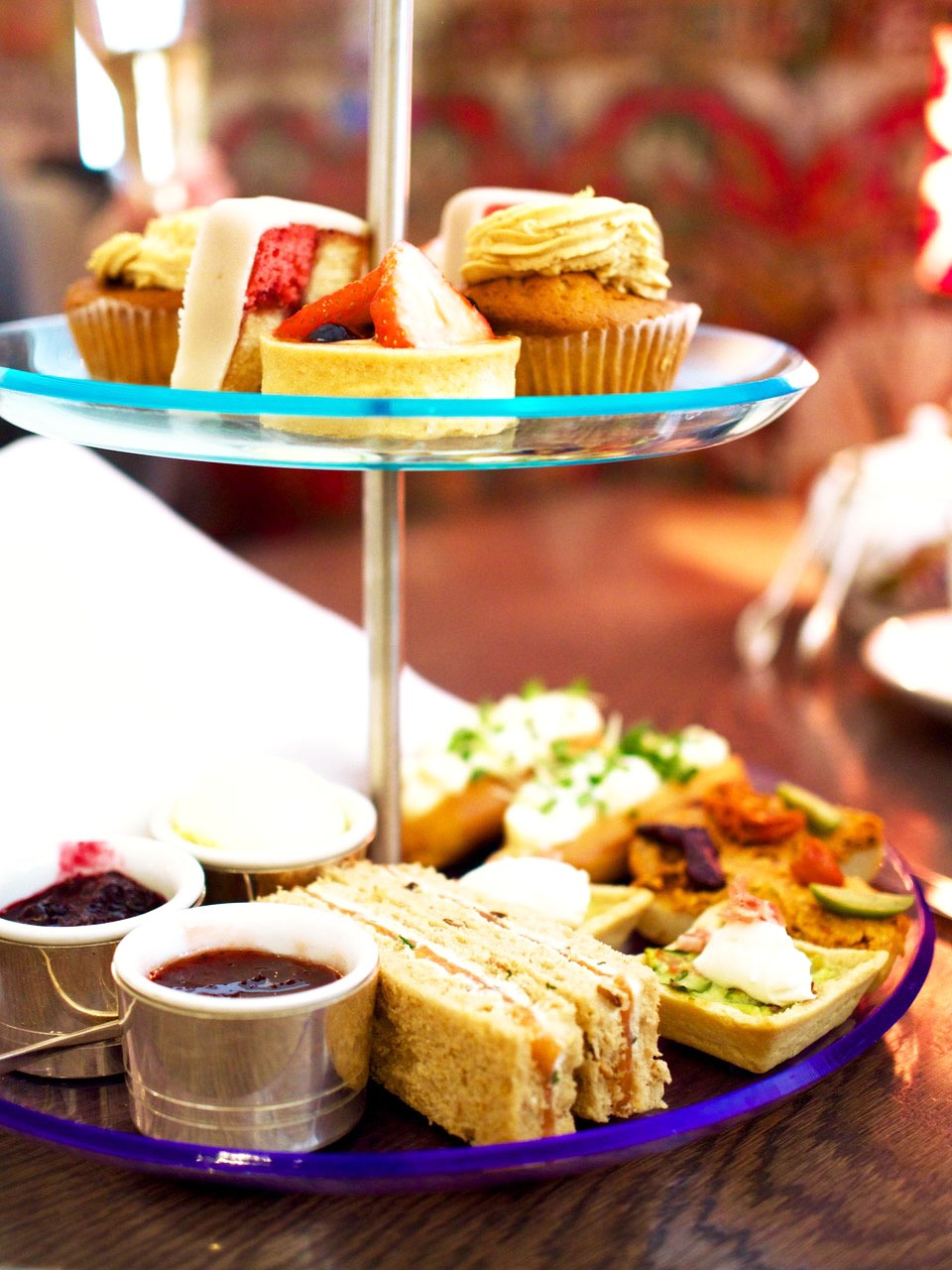 afternoon teas in London
