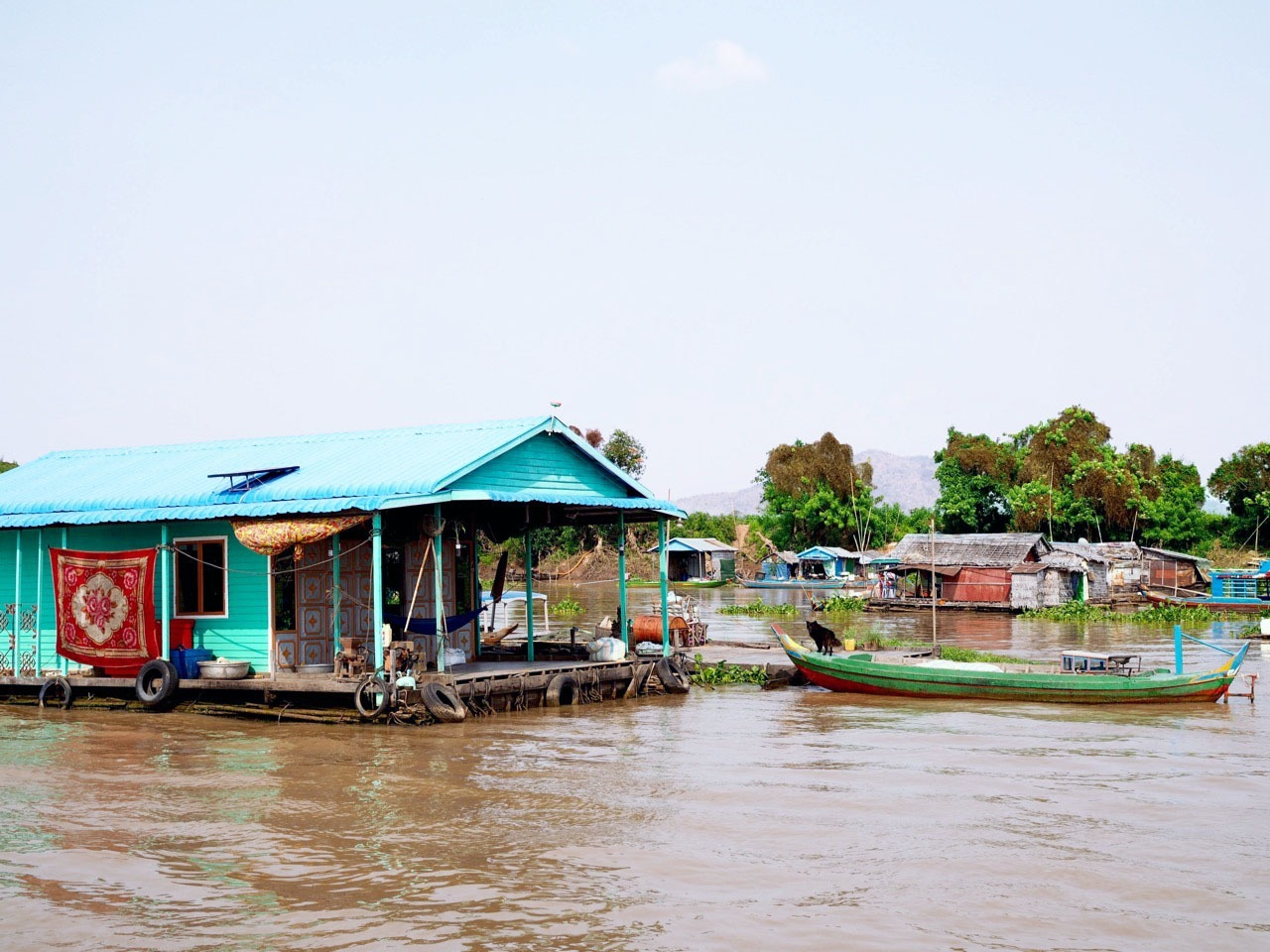 River Cruise on the Mekong