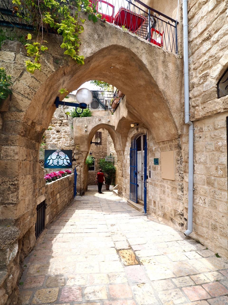 itinerario di Israele
