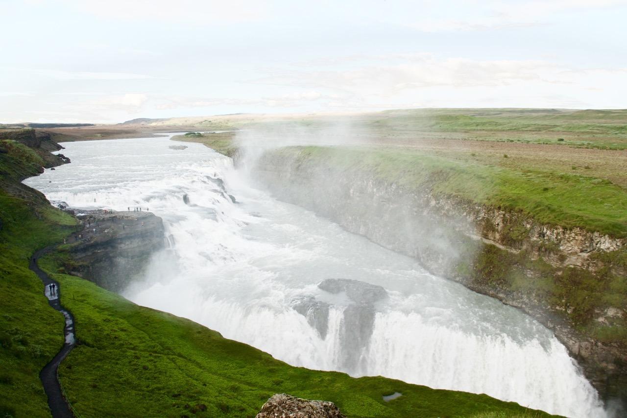 Gullfoss Waterfall - The BestDay Trips From Reykjavik