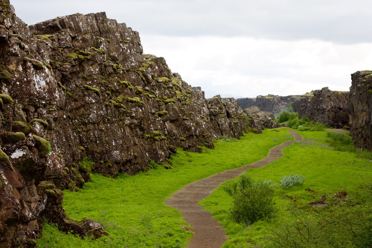 Hiking in Þingvellir National Park - The Best Day Trips From Reykjavik