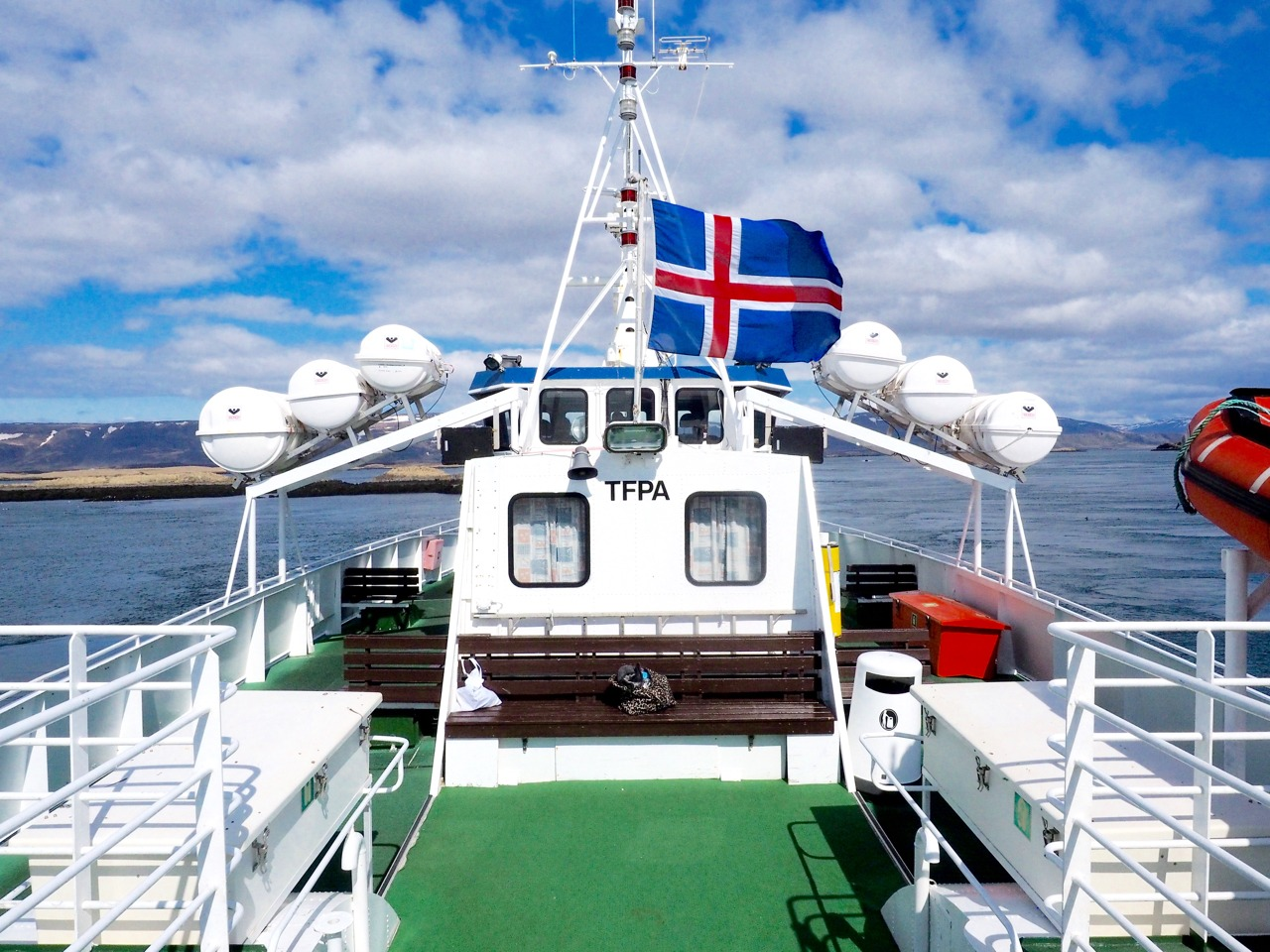 Snaefellsness Peninsula, Stykkishólmur boat trip - The Best Day Trips from Reykjavik