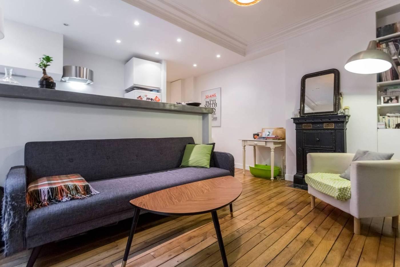 airbnb in montmartre 2