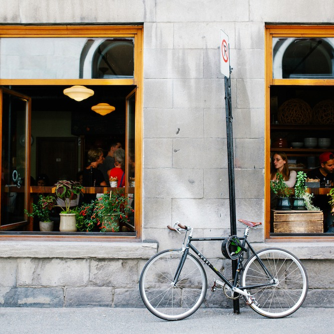 Olive and Gourmando, the very best bakery restaurant in Old Montreal