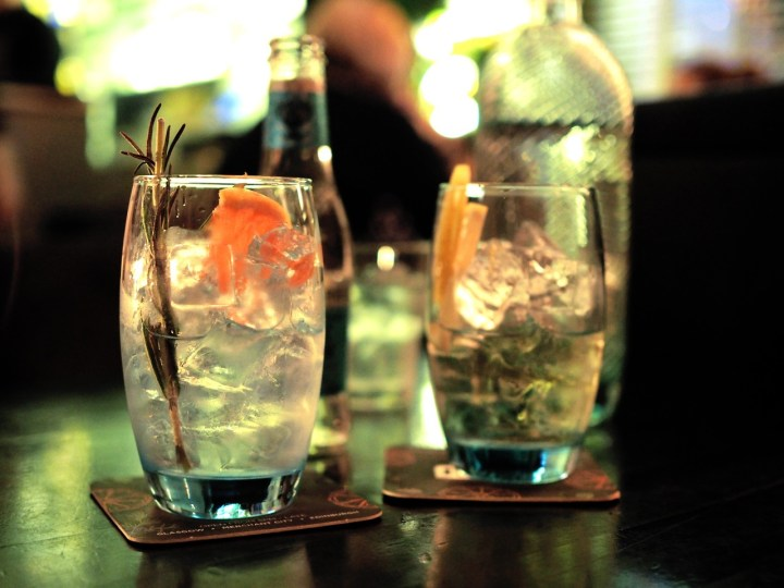 Scotland Gin Trail - Gin 71, Glasgow