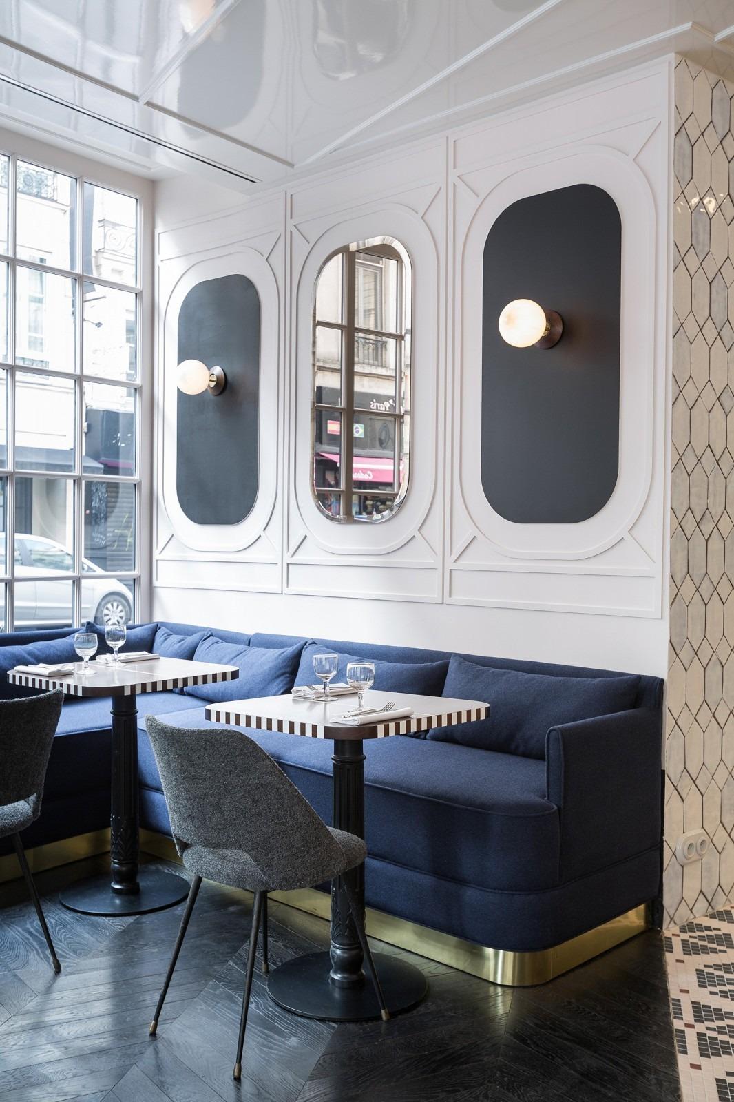 Hotel Panache, one of the best restaurants in Paris