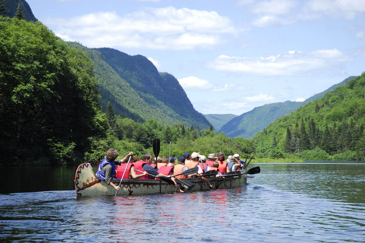 day trips from Quebec City