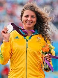 Jessica Fox - Silver Medal Kayak